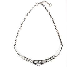 Renaissance Inspired Swarovski Crystal Encrusted Collar