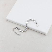 Born To Shine Tennis Bracelet (B1371)