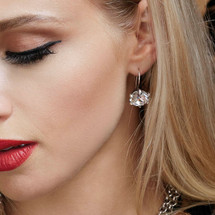 Tough-Luxe Drop Earrings (E3084)