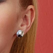 Petite Modern Pursuit Stud Earrings (E3098)