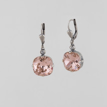 Vintage Rose Drop Earrings (E3190)