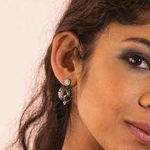 Easy Tiger Stud Earrings (E3202)