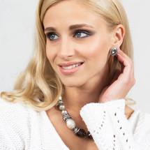 Gypsy Girl Stud Earrings (E3362)