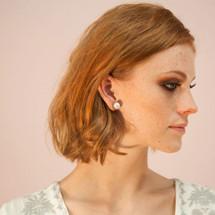 Pretty In Pearl Stud Earring (E2519)