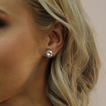 Icon Stud Earrings (E350)