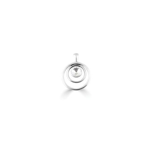 Rock princess pendant en658 miglio designer jewellery image 1 aloadofball Choice Image