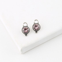 Princess Earring Charms (E3249)