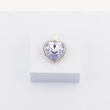 Provence Heart Pendant (EN1489)
