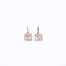 Vintage Rose Drop Earrings (E3388)