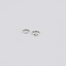 Set of two ear cuffs in Sterling Silver