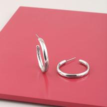 Simplicity Hoop Earrings (E2817)