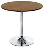 Ellipse Cafe Break Out Table Trumpet Base (CT)