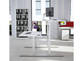Rise Sit Stand Height Adjustable Desk