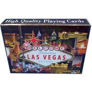 Hotel Composite Las Vegas Playing Cards