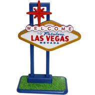 """LARGE """"Flashing"""" Las Vegas Sign Light"""