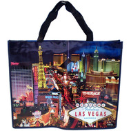 Las Vegas Strip Tote Bag-Large