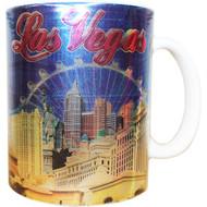 METALLIC Las Vegas Standard Mug- 11oz.