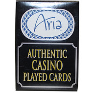 Aria Playing Cards from Las Vegas