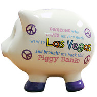Someone Who Love Me Very Much- Las Vegas Purple Piggy