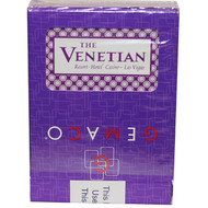 Venetian Playing Cards Las Vegas