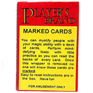 """Marked Cards"""