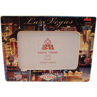Las Vegas Hotel Composite Photo Frame