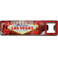 Las Vegas Super Strong Magent/Bottleopener Red Dice Design
