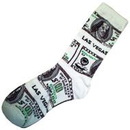 Money Socks for a Las Vegas Souvenir