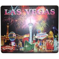 FIREWORKS Design Mousepad Las Vegas Souvenir
