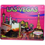 Las Vegas Mousepad Pink