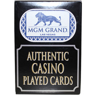 MGM Casino Playing Cards Las Vegas