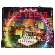Colorful Hiroller Totebag Las Vegas Souvenir
