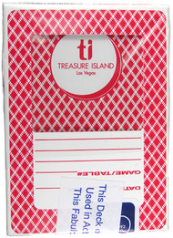 Treasure Island Playing Cards