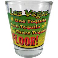 Tequila Las Vegas Shotglass