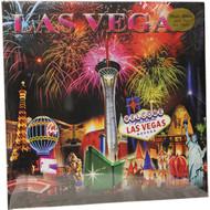 Las Vegas Fireworks Design Photo Album