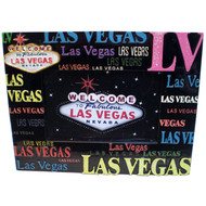 "3D ""Las Vegas"" Photo Frame-GLITTERY"