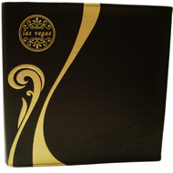 Fancy Embossed Las Vegas Photo Album-200 Photos