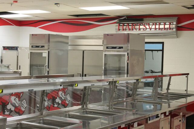 Dietary Equipment Custom K-12