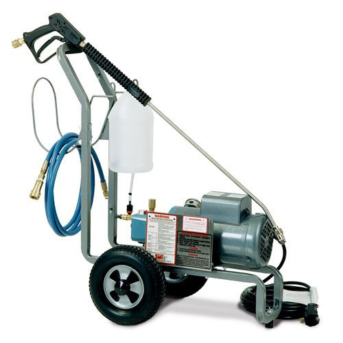 2 2gpm 1100psi Portable Pressure Washer Cleaning System