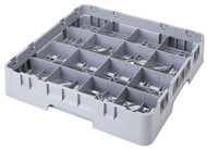 Camrack Dishwasher Cup Rack 16 Compartment (Case of 6) CAMBRO 16C258151