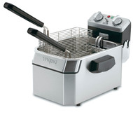15 lb Deep Fryer, Electric, Countertop WARING WDF1500B