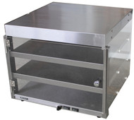 """16"""" Heated Multi-Product Pizza Display Merchandiser ADCRAFT PW-16"""