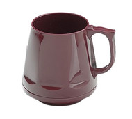 Stackable Mug, 8 oz., polypropylene, insulated, Heritage Collection, cranberry (48 each per case) (4000/20H)