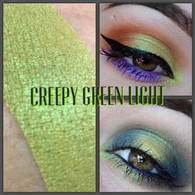Creepy Green Light Halloween '16