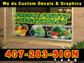 SIGNS AND GRAPHICS FOR STOREFRONT [ PRINT & SHIP ]