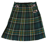Rental Kilt in Celtics Tartan