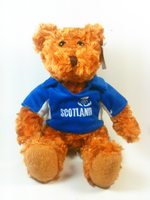 Scotland Rugby Teddy Bear