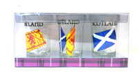 Scotland Shotglass Pack