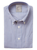Enro Non-Iron Waltham Check Big & Tall Sportshirt