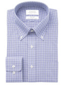 Enro Non-Iron Button Down Collar Coulee City Check Dress Shirt